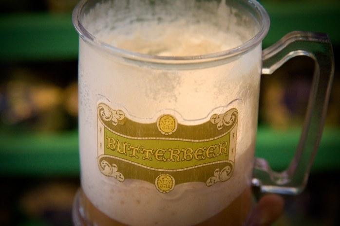 Bieraubeurre Harry Potter recette officielle