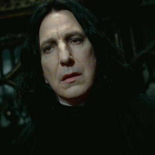 Harry Potter Severus Rogue