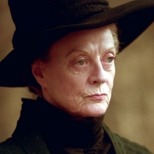 Passion Hp Harry Potter Mcgonagall