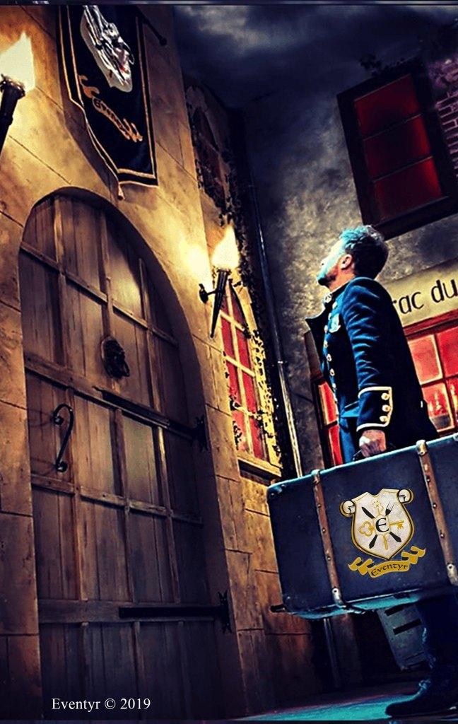 Jeu immersif Harry Potter Bordeaux
