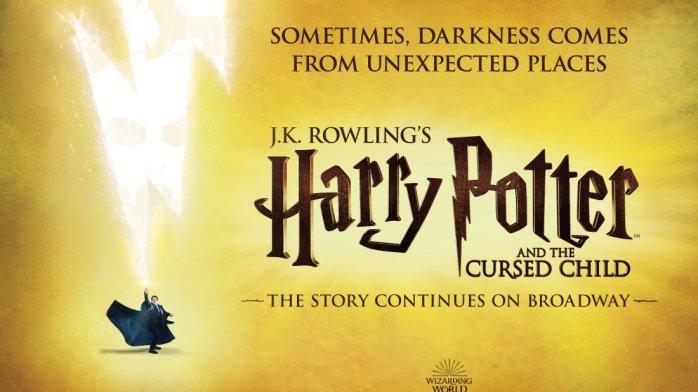 Harry Potter et l'Enfant maudit actualité